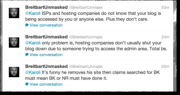 B-umasked-lies
