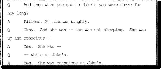 jakes-awake